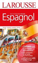Dernières parutions sur Dictionnaires, Dictionnaire Larousse poche Espagnol