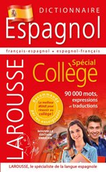 Dernières parutions sur Dictionnaires, Dictionnaire Espagnol - Spécial Collège