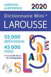 Dernières parutions sur Outils d'apprentissage, Dictionnaire Larousse Mini plus 2020