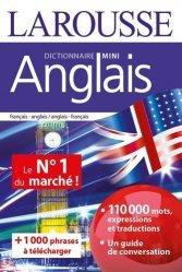 Souvent acheté avec 4eme Agricole Sciences Economiques Manuel de classe Module M7 Education du Consommateur, le Dictionnaire mini anglais