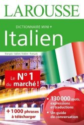 Dernières parutions sur Dictionnaires et références, Dictionnaire mini plus italien