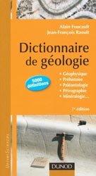 Souvent acheté avec Métamorphisme et géodynamique, le Dictionnaire de géologie