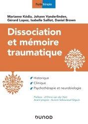 Dernières parutions dans Psychothérapies, Dissociation et mémoire traumatique