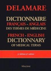 Souvent acheté avec Immunologie clinique et allergologie Vaccins : intolérance et allergie, le Dictionnaire français anglais des termes de médecine