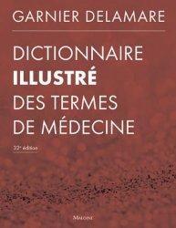 Dernières parutions sur Dictionnaires, Dictionnaire illustré des termes de médecine