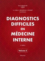 Souvent acheté avec Points gachettes comment soulager les douleurs, le Diagnostics difficiles en médecine interne vol. 2