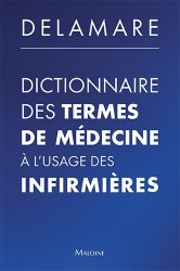 Souvent acheté avec Infirmed, le Dictionnaire des termes de médecine à l'usage des infirmières