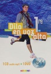 Dernières parutions dans Dilo En Voz Alta, Dilo en voz alta 1re (éd.2020) - Coffret Classe 2 CD audio + 1 DVD