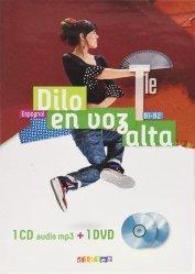 Dernières parutions dans Dilo En Voz Alta, Dilo en voz alta Tle (éd.2020) - Coffret Classe 2 CD audio + 1 DVD