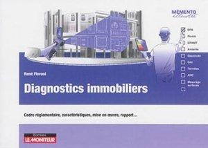 Dernières parutions dans Mémento illustré, Diagnostics immobiliers