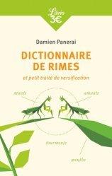Dernières parutions dans Librio Mémo, Dictionnaire de rimes