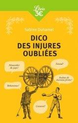 Dernières parutions dans Librio Mémo, Dico des injures oubliées