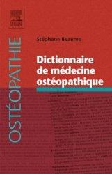 Dernières parutions dans Ostéopathie, Dictionnaire de médecine ostéopathique