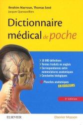 Dernières parutions sur Dictionnaires, Dictionnaire médical de poche