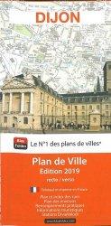 Dernières parutions sur Bourgogne, Dijon. 1/12 000, recto/verso, Edition 2019 majbook ème édition, majbook 1ère édition, livre ecn major, livre ecn, fiche ecn