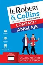 Dernières parutions sur Dictionnaires, DICTIONNAIRE ANGLAIS COMPACT PLUS