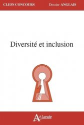 Dernières parutions sur AGREGATION, Diversité et inclusion