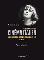 Dernières parutions dans , Dictionnaire du cinéma italien