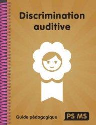 Dernières parutions sur Matériel, Discrimination auditive PS/MS