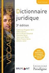 Nouvelle édition Dictionnaire juridique