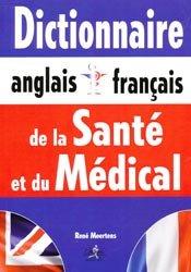 Dernières parutions sur UE 6.2 Anglais, Dictionnaire anglais - français de la santé et du médical