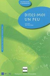 Dernières parutions dans Français langue étrangère, Dites-moi un peu...