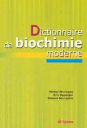 Dernières parutions sur Biochimie, Dictionnaire de biochimie moderne