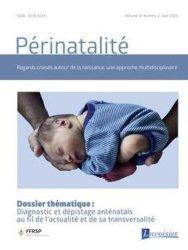 Dernières parutions sur Spécialités médicales, Diagnostic et dépistage anténatals au fil de l'actualité et de sa transversalité