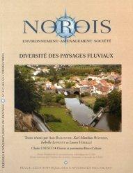 Dernières parutions dans Norois, Diversité des paysages fluviaux