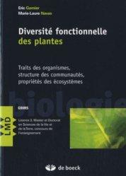 Dernières parutions dans LMD, Diversité fonctionnelle des plantes