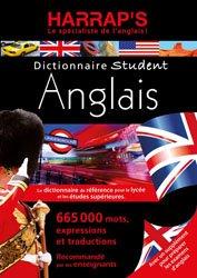Dernières parutions sur Dictionnaires, DICTIONNAIRE STUDENT ANGLAIS