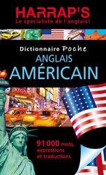 Dernières parutions sur Dictionnaires, DICTIONNAIRE POCHE ANGLAIS AMERICAIN