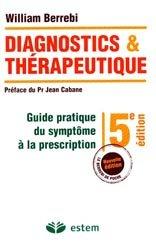 Souvent acheté avec Homéopathie thérapeutique et matière médicale, le Diagnostics et thérapeutique