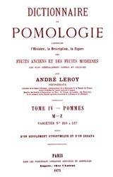 Souvent acheté avec Dictionnaire de pomologie Tome 1, le Dictionnaire de pomologie
