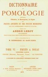 Souvent acheté avec Dictionnaire de pomologie Tome 1, le Dictionnaire de pomologie Tome 6