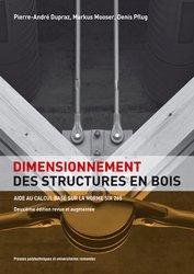 Dernières parutions sur Maisons en bois, Dimensionnement des structures en bois