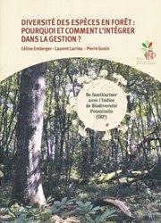 Souvent acheté avec Systèmes de culture innovants et durables, le Diversité des espèces en forêt: pourquoi et comment l'intégrer dans la gestion?
