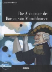 Dernières parutions sur Lectures simplifiées en allemand, DIE ABENTEUER DES BARONS VON MUNCHLAUSEN