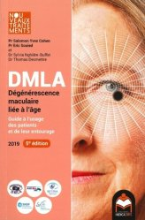 Dernières parutions sur Ophtalmologie, DMLA dégénérescence maculaire liée à l'âge