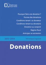 Dernières parutions dans Delmas express, Donations. Edition 2013-2014