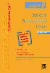 Souvent acheté avec Mathématiques UE4, le Douleurs Soins palliatifs Deuils