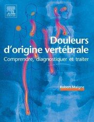 Dernières parutions sur Rhumatologie, Douleurs d'origine vertébrale