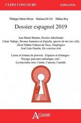 Dernières parutions dans Clefs Concours, Dossier espagnol 2019
