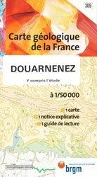 Dernières parutions dans Carte géologique de la France à 1/50 000, Douarnenez