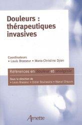 Dernières parutions dans Références en douleur et analgésie, Douleurs: thérapeutiques invasives