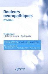 Nouvelle édition Douleurs neuropathiques