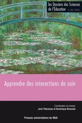 Dernières parutions sur Qualité et organisation des soins, Dossiers des sciences de l'éducation (Les), n° 39