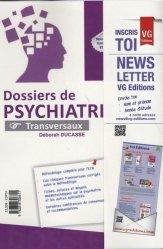 Souvent acheté avec Neurologie, le Dossiers de psychiatrie