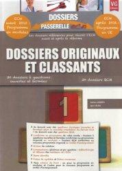 Dernières parutions dans Dossiers passerelle ECN, Dossiers originaux et classants