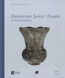 Dernières parutions sur Art romain, Donation Janet Zakos. De Rome à Byzance